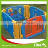 Outdoor Used Plastic Square Small Ball Pit for Kids Indoor Play Area Fence