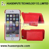 For Apple Iphone6 Compatible Brand and Leather Crocodile Skin Material Animal Phone Case