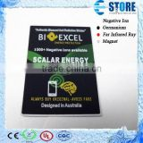 Bio Excel Health Care Anti Radiation Sticker For Cell Phone With Scalar Energy Saver Chip                                                                         Quality Choice