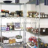 Wire Storage Shelf for Food or Goods Storage-12 years Professional Manufactory