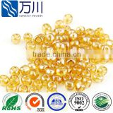 Glass Beads for shoe bag and Garment Accessories
