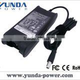 high quality High Copy laptop Adapter 19.5V 4.62A for Dell Laptop with Connector 7.4mm*5.0mm