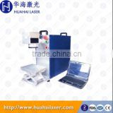 High electricity-laser exchange ratio Bearing laser marking machine For Free of maintance with small size