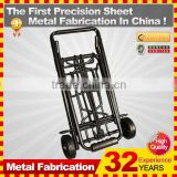 kindle 2014 new durable folding professional customized wire container and shopping cart for sale