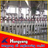 crude sunflower seed oil refining machine made in China for sale with CE,ISO certificate