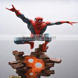Wholesale 1/6 Scale Movie Spider Man Resin Model Kit Figures,Custom Resin Adult Figure Made in China