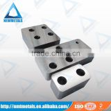 Elevator Counter Weights tungsten alloy weight for crankshaft/vibration motor/automobile wheels/automobile engines