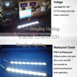 45w best DIY aquarium led light simulate thunder storm 4 channel aquarium light system