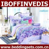 long staple cotton soft bedding set limited edition duvet cover fresh and nutural cotton