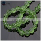 Professional Crystal Briolette Bread Shape Glass Beads Manufacturers loose bread beads for clothing decorating