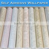SINO Interior 3D Self Adhesive Vinyl Simple Wallpaper For Bathroom                                                                         Quality Choice