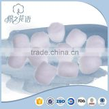 Natural material Sterile high absorbent cotton ball nails