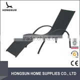 Wholesale Recliner Poly Rattan Sun Swimming Pool Beach Chair                                                                         Quality Choice