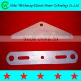 High Quality Galvanized Yoke Plate for transmission Line hardware