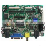 CVBS Analog PAL/NTSC video controller board