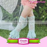 Hot sale hand knit leg warmers boot socks,crochet boot cuffs,baby lace leg warmers