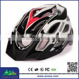 Adult In-Mold Mountain Bike Helmet EPS PVC Bicycle Helmet distributors