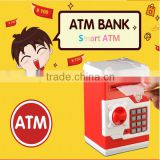 hot new products for 2016 money box atm machine toy atm bank for child mini coin box