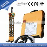 New wireless construction truck crane controller for dump truck, hydraulic crane and hoist