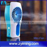Zyiming hot selling summer mini fan YM-F58 humidifier usb electrical rechargeable ceiling led fan                                                                         Quality Choice                                                     Most Popular