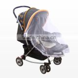 polyester material suppliers baby stroller mosquito net anti insect wholesale