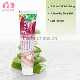 Gender Female Bikini Depliatory Cream/ 100% Organic Hair Removal Cream(Fresh type) with Natural Aloe Essence/ High Quantity