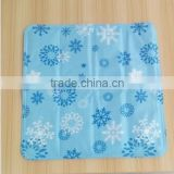 Inflatable printed refrigeration cooling ice car seat pad, ice car seat pad ,audi q5 car pad