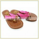 Girls Fashion Comfort Wedge Platform Flip Flops Thong Ladies Sandals Shoes