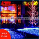 Winter/summer season street led string lamp/light hallowee christmas led decor lights outdoor trimming led X'mas light for kids