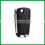 High quality New Remote Key Fob 2 Button 433.92Mhz for Vauxhall Opel Vectra Zafira
