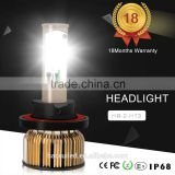 New Product High Quality led lighting bulb Car Accessories Shops LED Headlight bulbs High Power Car LED Headlight Bulb 3C H13