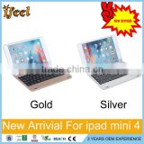 "Rechargeable Ultra Slim Mini 8"" 7.9 inch Wireless Bluetooth Keyboard Keypad for iPad 1/2/3/4"