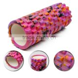 Yoga Foam Roller EVA Gym Pilates Fitness Eercise Foam Rollers Massage Training Roller 4 Colors