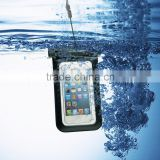 "2016 Universal Waterproof Bag Case for iPhone 5s 5C 5 4s 4 and iPod Touch 5 - Also fits other devices up to 5.2"" diagonal - IPX8"