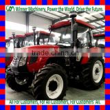 Agricultural used 4WD, 120hp farm tractor for sale ,agriculture tractor