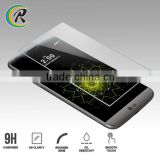 China supplier 9H 2.5D new premium tempered glass screen protector for LG G5 tempered glass