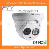 Apartments Security Systems Hikvision DS-2CE56C2T-IT3 Turbo HD720P 40M EXIR Turret HD-TVI