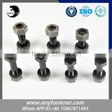 NBFATN sustainable development quality guaranteed stainless steel hex flange bolt with washer attached