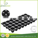 plastic seeding tray,nursery planting container in agriculture for greenhouse