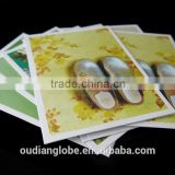 OEM Custom Invitation Cards Souvenir Postcard And Various Paper Card