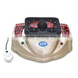 XT-8805-6 Mode Big Shiatsu Electric Electronic Roller Full Leg Infrared Vibrating Price Luxurious Blood Circulation Foot Massage