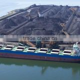 Iron Ore Shipments by bulk vessel ex Persian Gulf to China. Time charter and Voyage