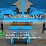 Dosing hopper with electric weight for coal iron powder