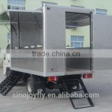 trailer body panels cheese transport reefer truck
