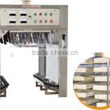 Bread crumbs making electrode baking oven machine