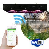 Noah dimmable adjustable led grow light full spectrum cob, Auto WiFi led grow light ,