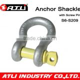 ATLI S6-S209 US type Screw Pin Anchor bow Shackle