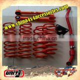 off road 4x4 coilover spring suspension parts Hilux Vigo lift kit