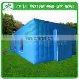 2015 Customized Blue Inflatable Outdoor Event Tent Structure, Inflatable Wedding Tent, Inflatable Event Tent