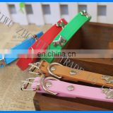 High Quality Wholesale in stock pet dog Collar, Most Popular Personalized Leather pet accessories collar